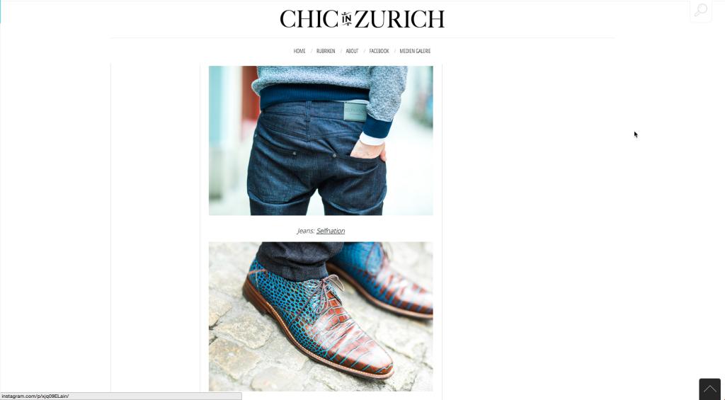 Selfnation_Chic in Zürich_Kupfi_Influencer Relations
