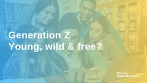 Generation Z - Freundschaft, Familie und Digital sind im Leben der Generation Z extrem wichtig